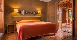 Hotel Casa del Refugio - Pátzcuaro - Bedroom