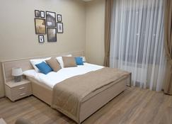 Hotel Chemodan - Smolensk - Slaapkamer
