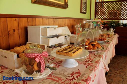 Hotel Poggio d'Oro - Riva di Solto - Buffet