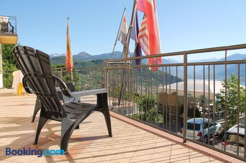 Hotel Poggio d'Oro - Riva di Solto - Balkon
