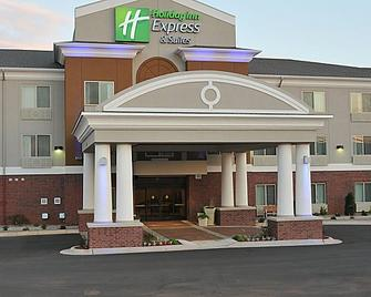 Holiday Inn Express & Suites Clinton - Clinton - Building