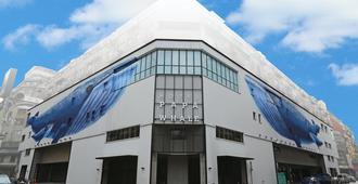 Hotel Papa Whale - טאיפיי - בניין