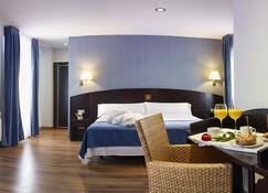 Hotel 40 Nudos - Avilés - Bedroom