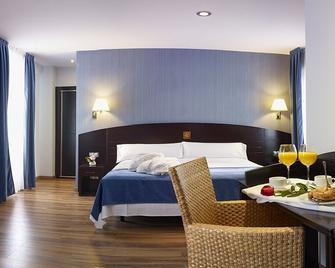 Hotel 40 Nudos - Авілес - Спальня