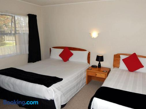 Cheviot Park Motor Lodge - Вангарей - Спальня