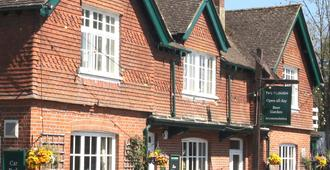 The Plough - Winchester - Building