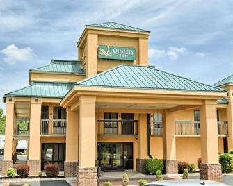 Quality Inn Thornburg - Thornburg - Building