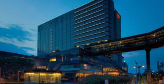 Sheraton Grand Bangalore Hotel at Brigade Gateway - Bangalore - Edifício