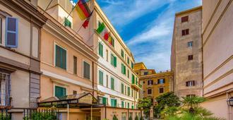 Hotel Villa Glori - Roma - Utsikt