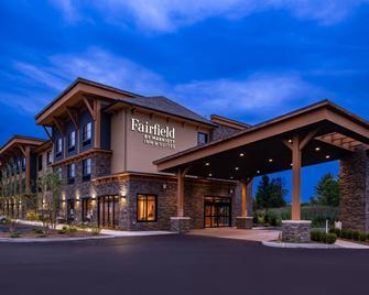 Fairfield Inn & Suites By Marriott Canton - Canton - Gebäude