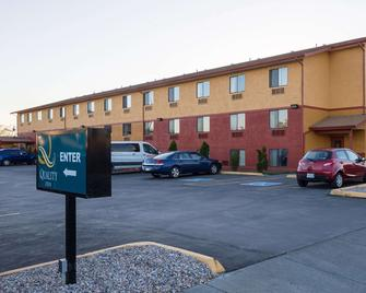 Quality Inn - Moses Lake - Building