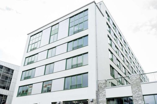 哈馬比斯約斯德公寓式酒店 - 斯德哥爾摩 - 建築