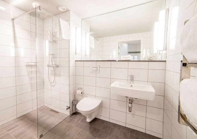 Biz Apartment Hammarby Sjostad - Estocolmo - Baño