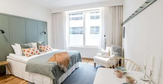 Biz Apartment Hammarby Sjostad - Estocolmo - Quarto