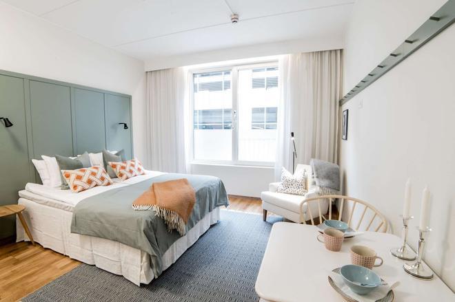 Biz Apartment Hammarby Sjostad - Estocolmo - Habitación