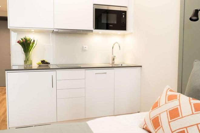 Biz Apartment Hammarby Sjostad - Estocolmo - Atracciones