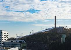 Biz Apartment Hammarby Sjostad - Estocolmo - Vista del exterior