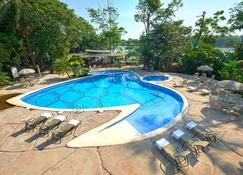 Pachira Lodge - Tortuguero - Pool