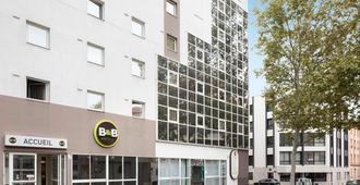 B&b Hotel Lyon Centre Monplaisir - Lione - Edificio