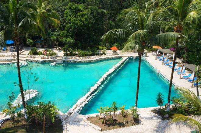 Chan-Kah Resort Village Convention Center & Maya Spa - Palenque - Bể bơi