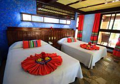 Chan-Kah Resort Village Convention Center & Maya Spa - Palenque - Phòng ngủ