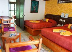 Chan-Kah Resort Village Convention Center & Maya Spa - Ruinas de Palenque - Habitación