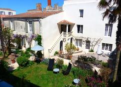 La Maison Douce - Saint-Martin-de-Ré - Byggnad