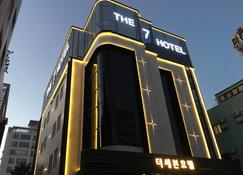 The 7 Hotel Pohang - Pohang - Gebäude