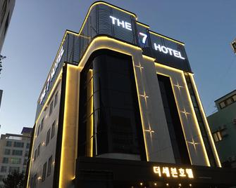 The 7 Hotel Pohang - Pohang - Building