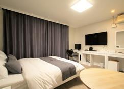 The 7 Hotel Pohang - Pohang - Bedroom