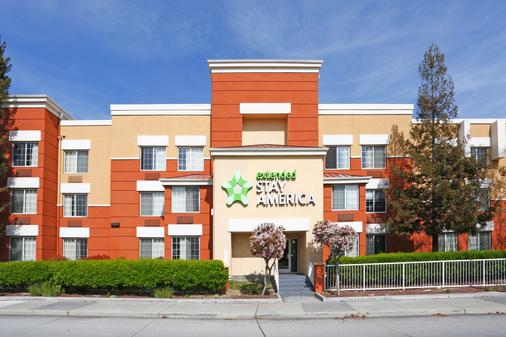 Extended Stay America San Jose - Downtown - San José - Building