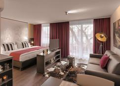 Amedia Luxury Suites Graz - Graz - Quarto