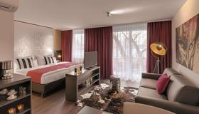 Amedia Luxury Suites Graz - Graz - Bedroom
