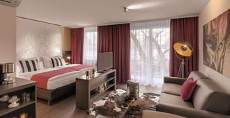 Amedia Luxury Suites - Graz - Bedroom