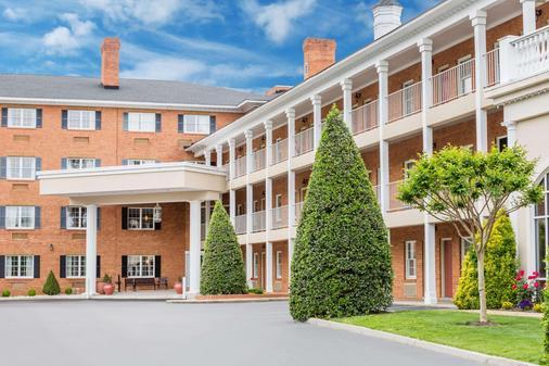 Days Inn by Wyndham Williamsburg Historic Area - Williamsburg - Toà nhà