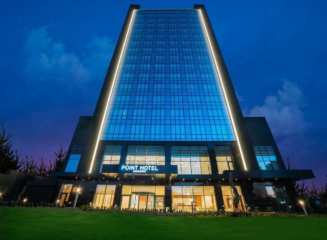 安卡拉珀恩特飯店 - 安卡拉 - 建築