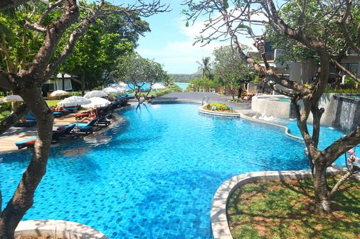 Andaman Cannacia Resort & Spa - Karon - Bể bơi