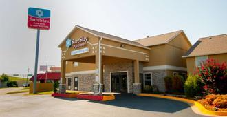 SureStay Plus Hotel by Best Western Tulsa East - Tulsa - Edificio