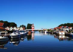 Precise Resort Hafendorf Rheinsberg - Kleinzerlang - Extérieur