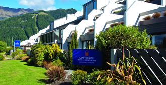 Copthorne Hotel & Apartments Queenstown Lakeview - Queenstown - Κτίριο