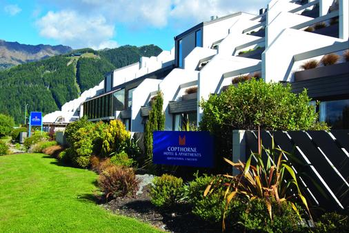 Copthorne Hotel & Apartments Queenstown Lakeview - Queenstown - Rakennus