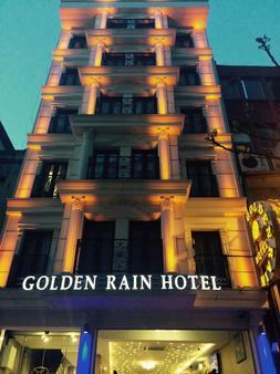 Golden Rain Hotel Old City - Istanbul - Building