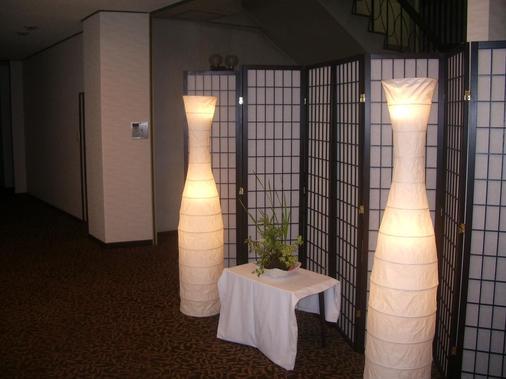 Suzunami - Gero - Lobby