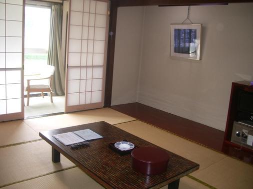 Suzunami - Gero - Makuuhuone