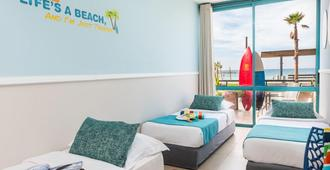 Beachfront Hostel - Tel Aviv - Quarto