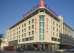 Отель Ramada Kazan City Centre - Казань - Здание