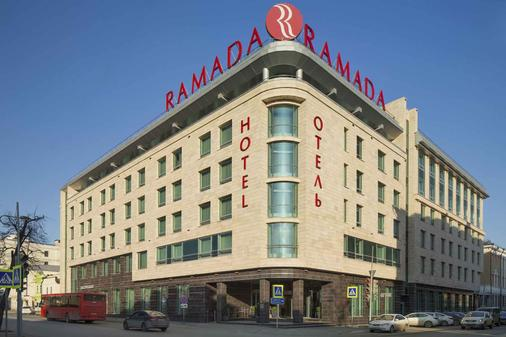 Ramada by Wyndham Kazan City Center - Kazan - Toà nhà