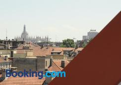 Residence Giusti 6 - Milan - Outdoor view
