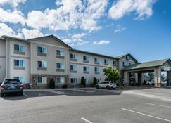 Quality Inn & Suites at Olympic National Park - Sequim - Edificio