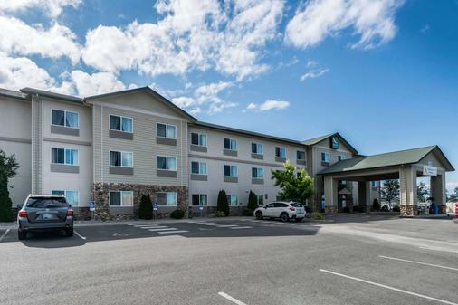 Quality Inn & Suites at Olympic National Park - Sequim - Κτίριο